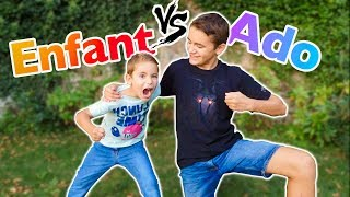 ENFANTS VS ADOS - Swan VS Ne?o