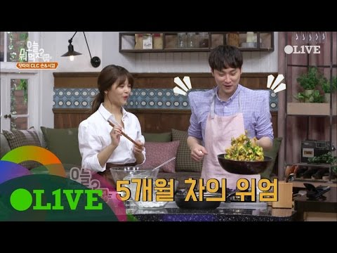What Shall We Eat Today? 이래 봬도 오먹지 5개월차! 웍은 맡겨두시라! 170613 EP.222