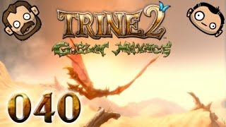 Let's Play Together Trine 2 #040 - Die Katze im Sack [Finale] [720p] [deutsch]