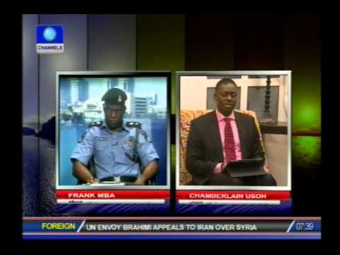 Sergeant involved in Aluu killings dismissed, paraded as a suspect