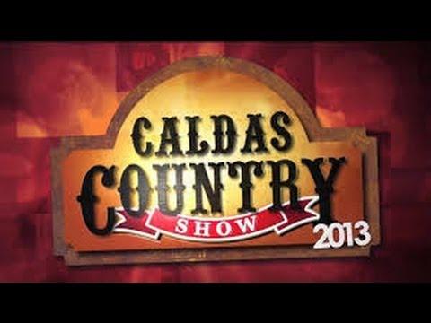 Show Jorge e Mateus Caldas Country 2013 (HD)