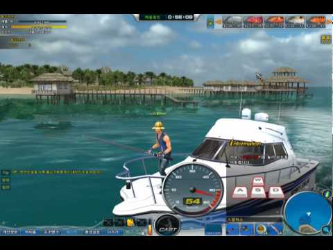 Fishing hero hd video game trailer pc youtube for Fishing games for free