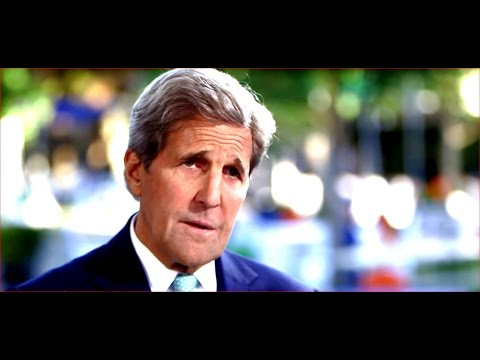 Kerry to Al Jazeera: Washington still committed to bring peace to Syria