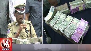 Cricket Betting Rackets Busted In Hyderabad - Seized 44.3 Lakhs  - netivaarthalu.com