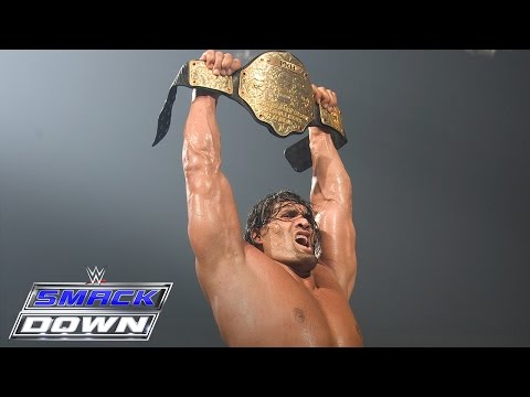 Full-length Match - Smackdown - 20-man Battle Royal - World Heavyweight Title Match video