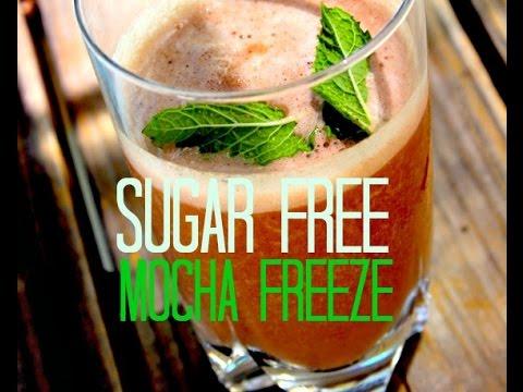 How to Make a Reduced Calorie, Sugar Free Mocha Recipe