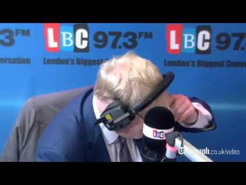 Boris Johnson: Tube strike boss 'holding gun to commuters' heads'