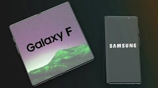 SAMSUNG GALAXY F, This Looks Incredible