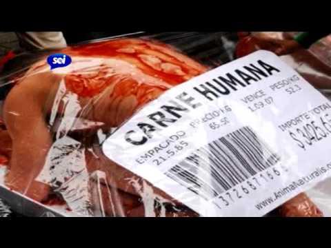 Canibalismo Gourmet, un interesante reportaje que nos presenta el Opiniario en SOiTV
