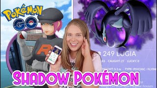 HOW TO GET SHADOW POKÉMON in Pokémon Go! + Team Rocket Battles and Special Research!