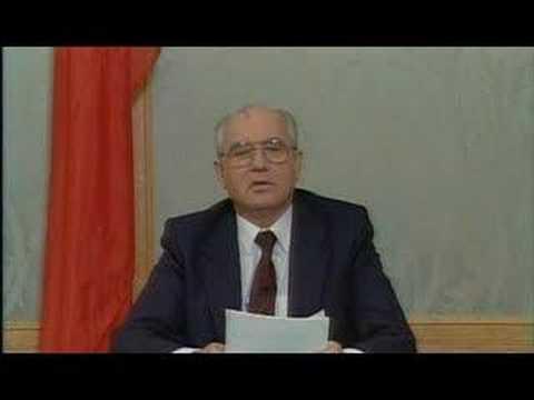 Отставка горбачева с поста президента ссср стала финальным актом в истории одной