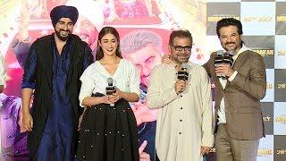 Mubarakan Movie Trailer Launch Full Video HD - Arjun Kapoor,Anil Kapoor.Athiya Shetty,Ileana D