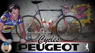 Peugeot Z Team 753 Vintage Road Bike