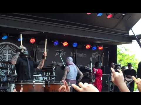 Mushroomhead - 43 & Kill Tomorrow Live at Rock on the Range