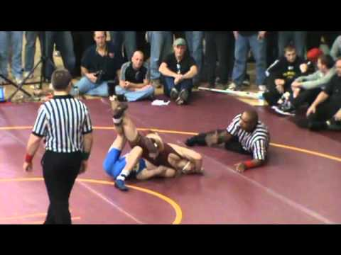 2011 Ironman: Jimmy Gulibon (Derry, PA) vs. Mikey Kostandon (Walsh Jesuit, OH)  126
