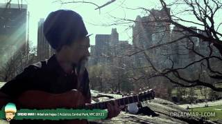 Dread Mar I - Arbol Sin Hojas [ Acústico, Central Park - New York ]