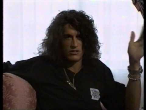 Joe Perry (Aerosmith) Interview.