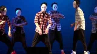 大埔官立中學 - Crazy Dance(720p)