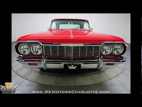 132947 / 1964 Chevrolet Impala SS