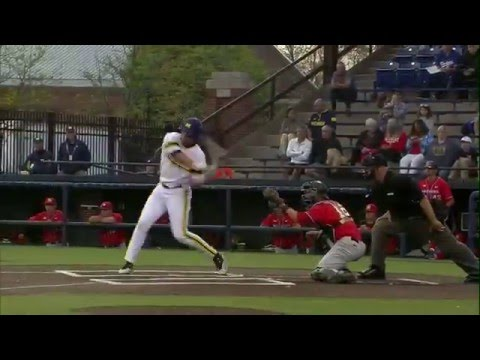 Rutgers at Michigan - Baseball Highlights