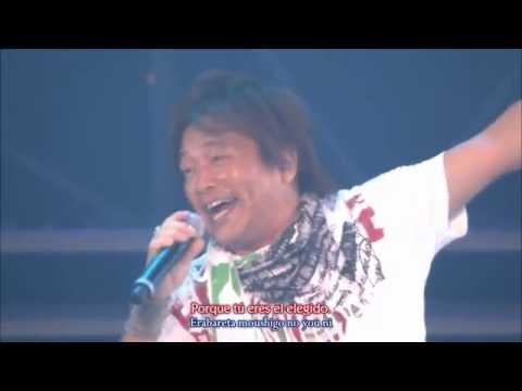 Hironobu Kageyama SOLDIER DREAM ~ Live Animela 2009 Sub Esp