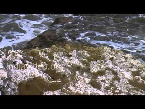 Rock Formations Nagoa Beach Diu