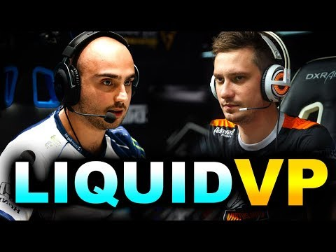 LIQUID vs VIRTUS PRO - FANTASTIC SEMI FINAL - EPICENTER MAJOR 2019 DOTA 2