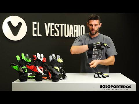 Review guantes adidas Beast ● Los guantes de Neuer, Casillas y Cech
