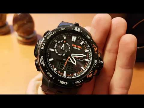 Long term review: CASIO Pro Trek - good alternative to smartwatch?