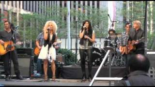 Watch Little Big Town All The Way Down video