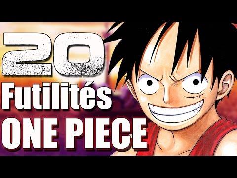 20 FUTILITÉS SUR ONE PIECE ! - #05
