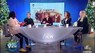 Where Do You Stand On The MERRY CHRISTMAS Debate?  (The View)