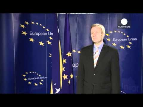 Peter Sorensen, Head of the EU Delegation in Sarajevo 01-03-2014