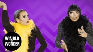 "FASHION PHOTO RUVIEW: Season 10 Ep 3 ""Feathers"" with Raven and Raja"