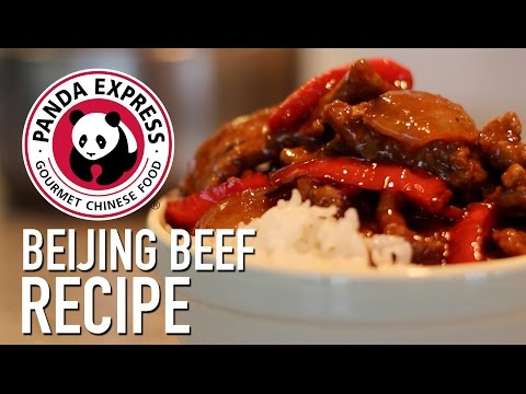 Panda Express Beijing Beef Copycat Recipe - Feat. Mom