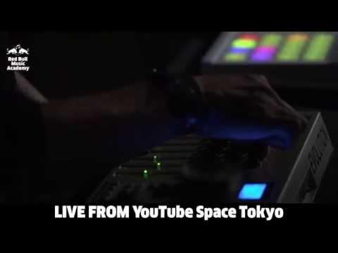 RBMA Tokyo 2014: YOSA Live Stream