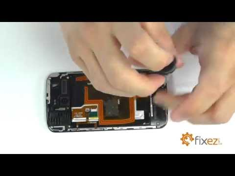 Motorola Moto X Screen Repair & Disassemble