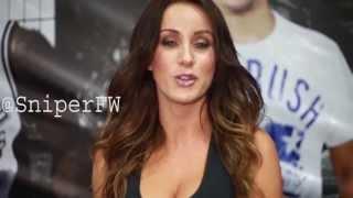 Allira Cohrs - UFC Fan Expo 2013 - Las Vegas Nevada