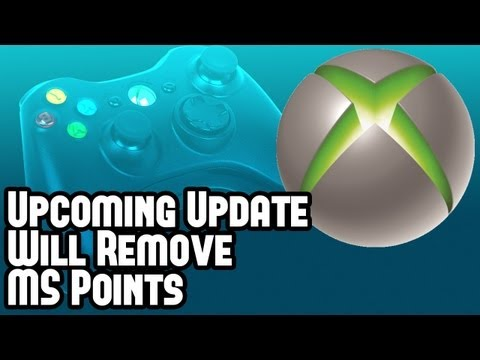 Xbox 360 News - Upcoming Dashboard Update Will Remove MS Points & Add Xbox 720 Features
