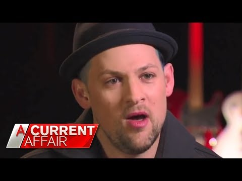 A CURRENT AFFAIR - Joel Madden