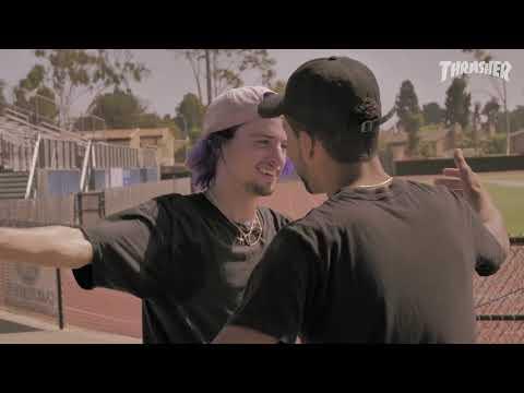 "Santa Cruz' ""Til The End VOL 2"" Video"