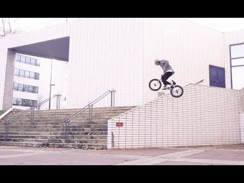 Anthony Perrin - Vans - BMX Street Video 2013