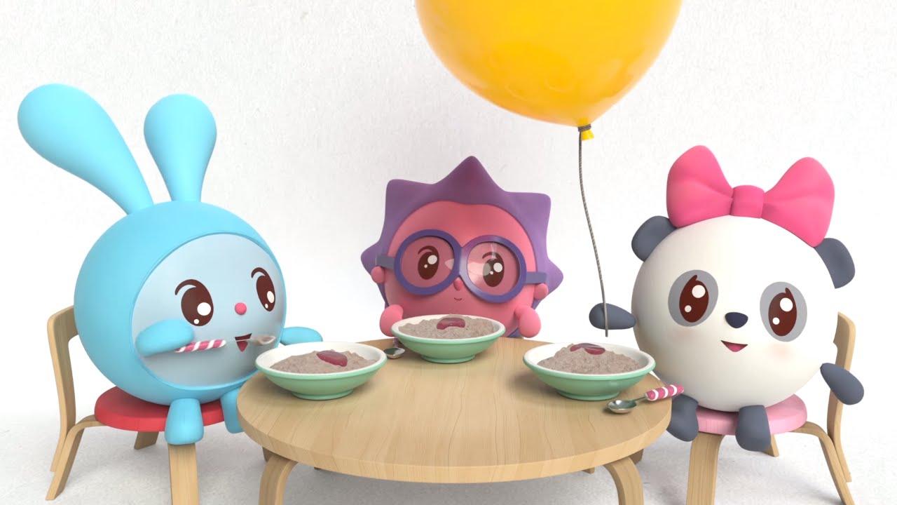 Малышарики Новые серии - Сказочка (33 серия) Мультики для самых маленьких