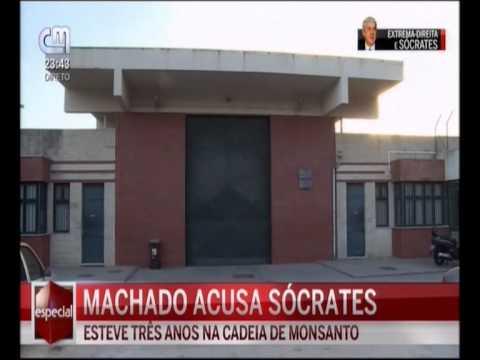 M�rio Machado - Entrevista explosiva na cadeia de Alcoentre