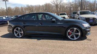 2019 Audi S5 Sportback Lake forest, Highland Park, Chicago, Morton Grove, Northbrook, IL A190841