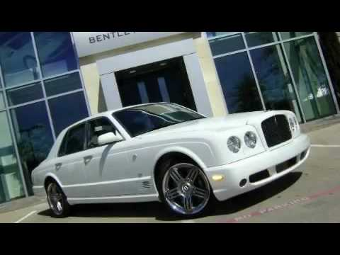 2009 Bentley Arnage Dallas TX