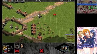 Age of Empires - Ave Caesar 3: Alesia (Hardest) in 0:42.910