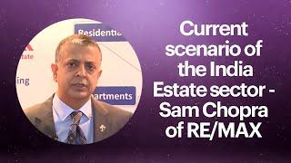 Current scenario of the India Estate