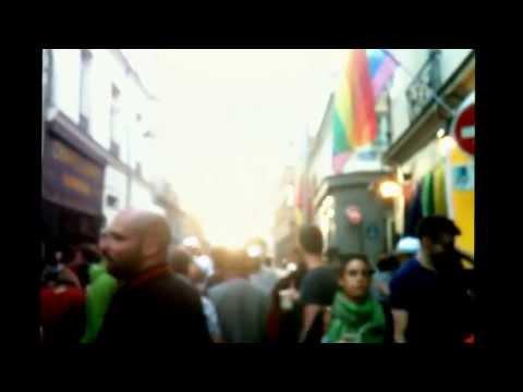 Paris Le Marais Gay Pride 2013.