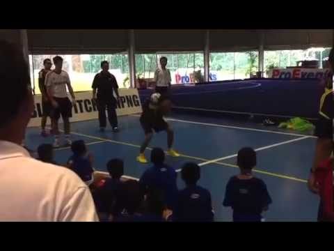 Chelsea FC sg Coaching Clinic 2013 in KL